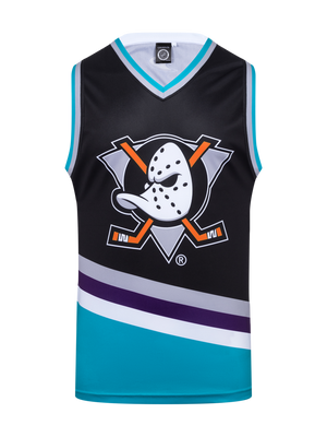 Anaheim Ducks Alternate Hockey Tank - Front