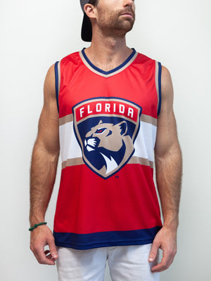 FLORIDA PANTHERS HOCKEY TANK - Front - Life1