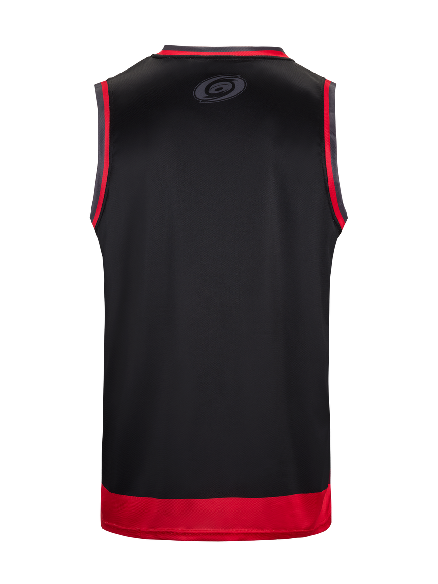Carolina Hurricanes Alternate Hockey Tank - Back