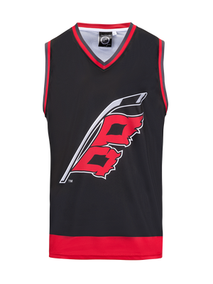 Carolina Hurricanes Alternate Hockey Tank - Front