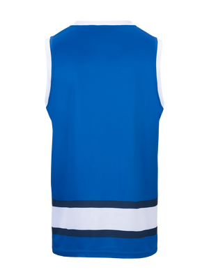 Winnipeg Jets Alternate Hockey Tank - Back
