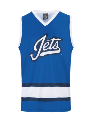 Winnipeg Jets Alternate Hockey Tank - Front