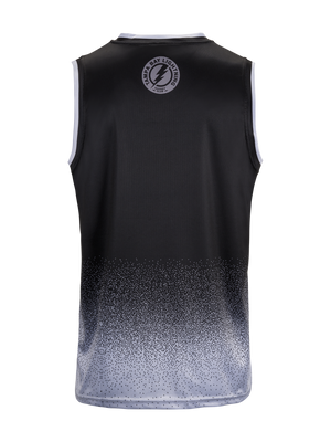 Tampa Bay Lightning Alternate Hockey Tank - Back