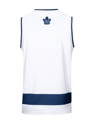 Toronto Maple Leafs AWAY Hockey Tank - Back