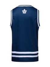 Toronto Maple Leafs Hockey Tank - Back
