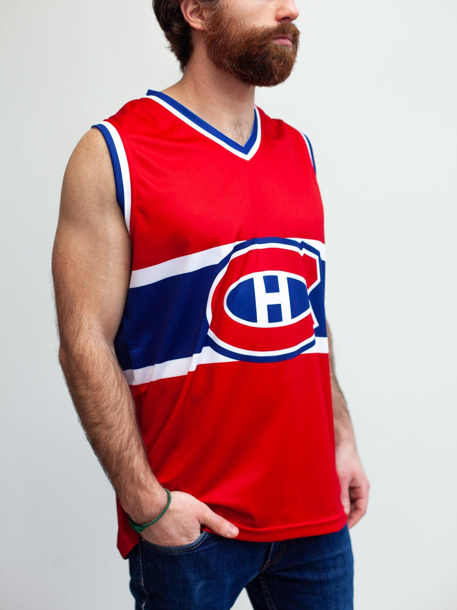Montreal Canadiens Home Hockey Tank - Front - Life2