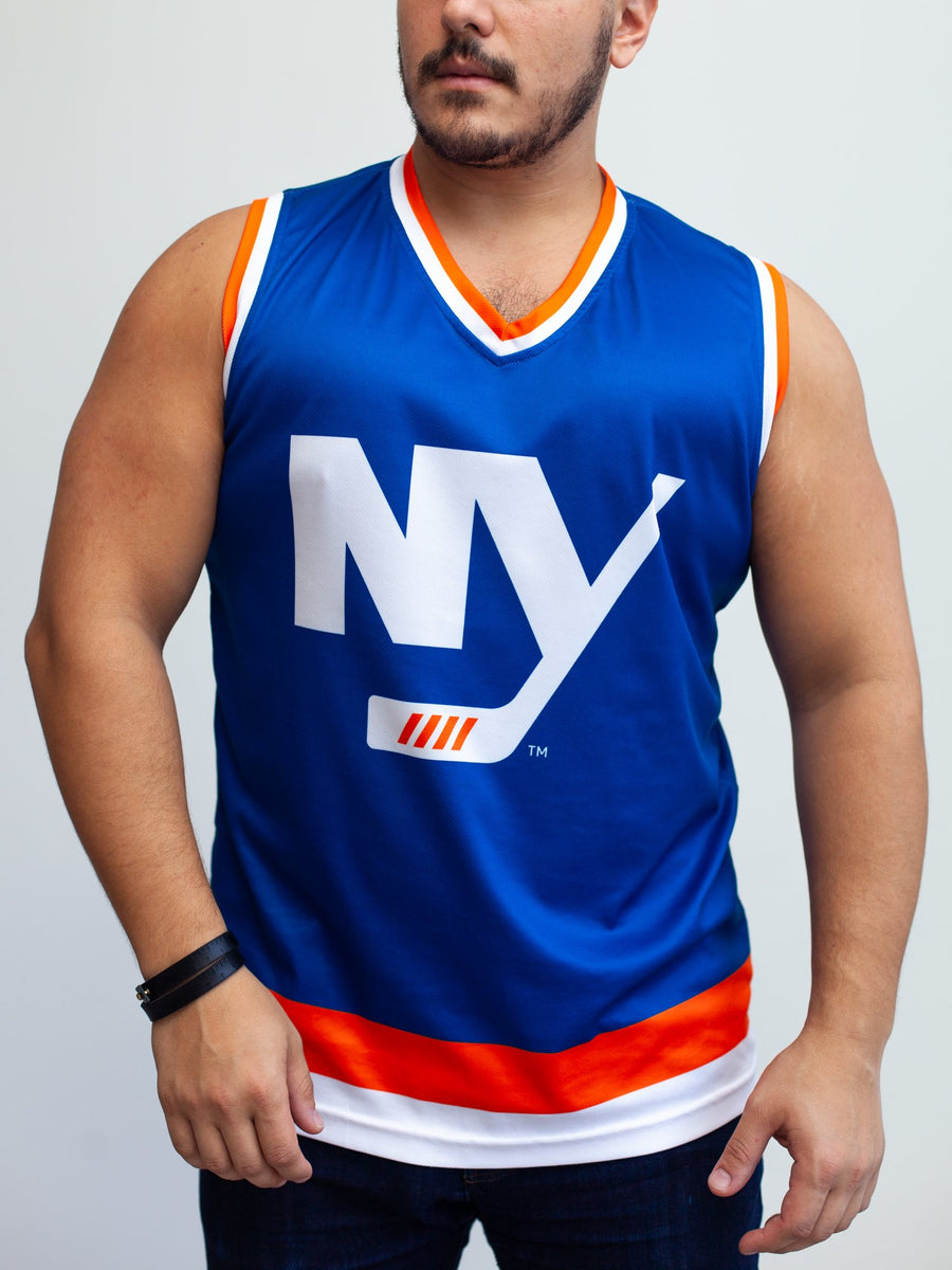 New York Islanders  Alternate Hockey Tank - Front - Life1