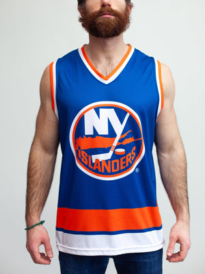 New York Islanders  Home Hockey Tank - Front - Life1
