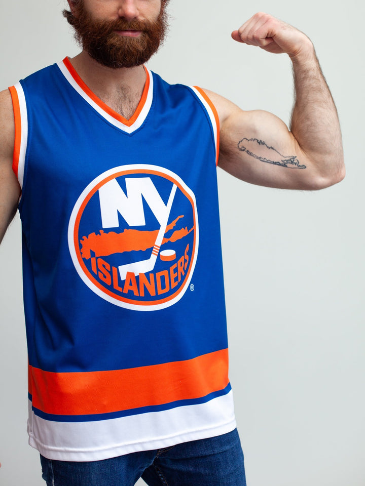 New York Islanders  Home Hockey Tank - Front - Life2
