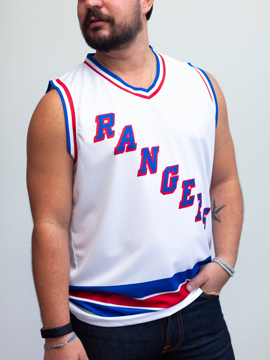 New York Rangers Away Hockey Tank - Front - Life2
