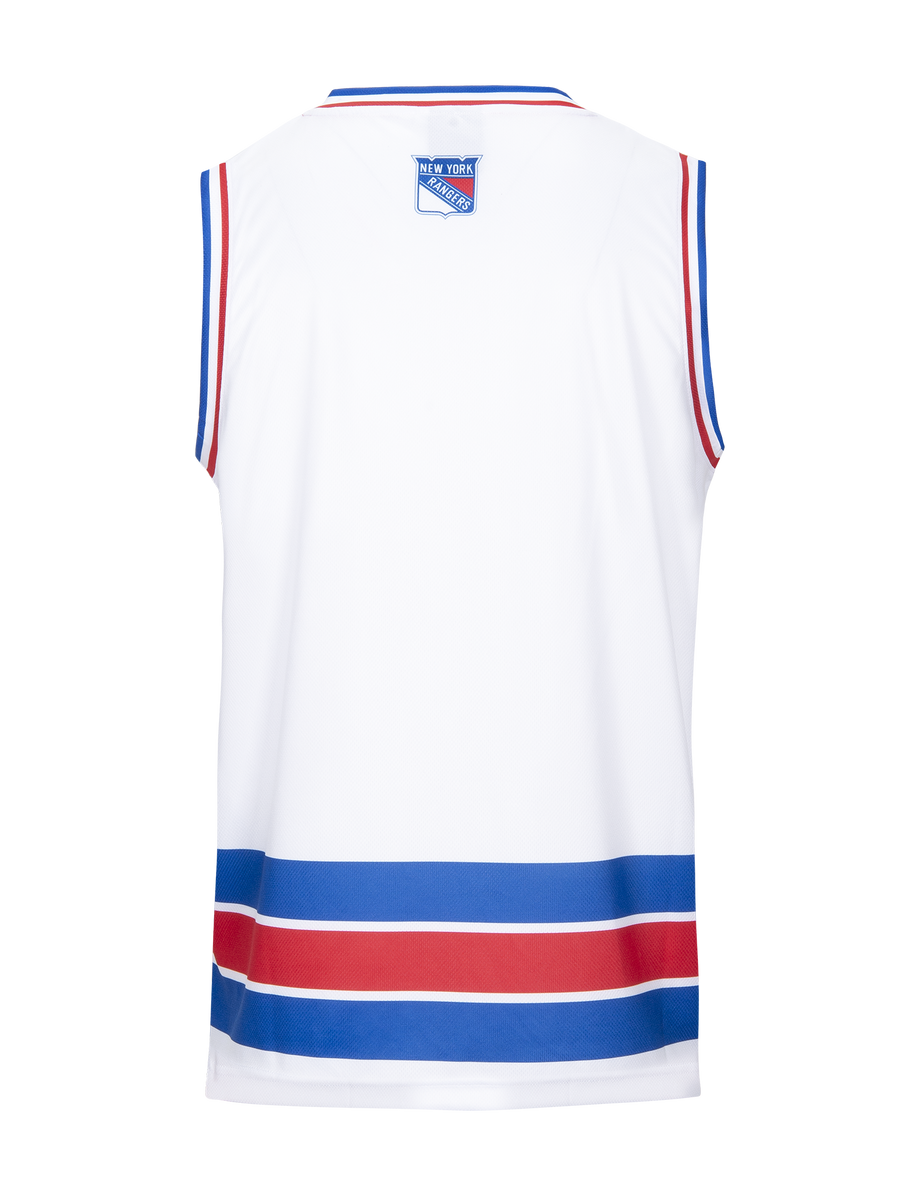 New York Rangers AWAY Hockey Tank - Back