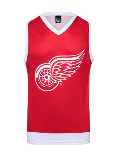 Detroit Red Wings Hockey Tank - Front