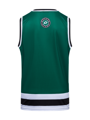 Dallas Stars Hockey Tank - Back