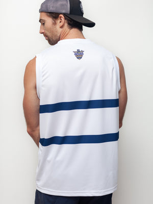 TORONTO MAPLE LEAFS SS HOCKEY TANK - Back - Life1