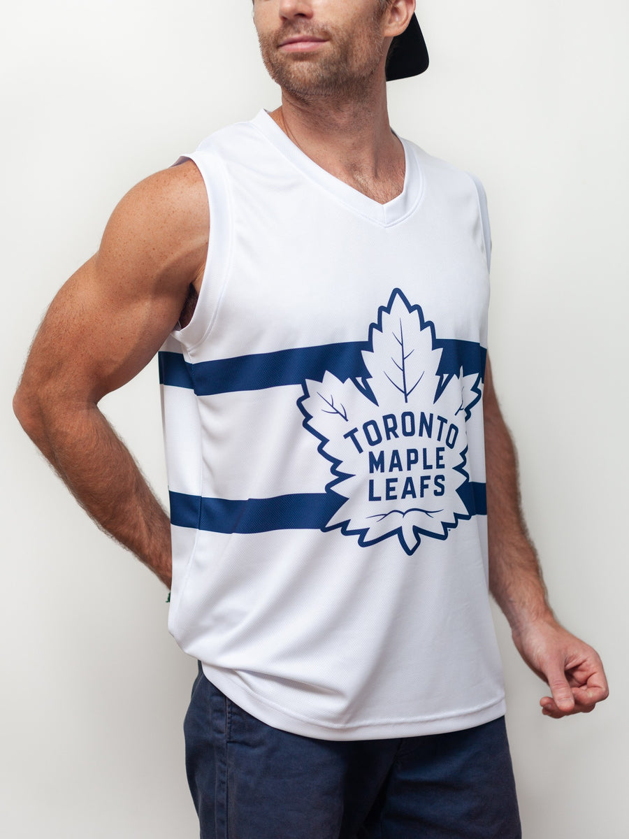 TORONTO MAPLE LEAFS SS HOCKEY TANK - Front - Life2