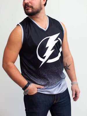 Tampa Bay Lightning  Alternate Hockey Tank - Front - Life2