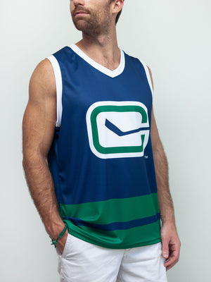 Vancouver Canucks  Alternate Hockey Tank - Front - Life2