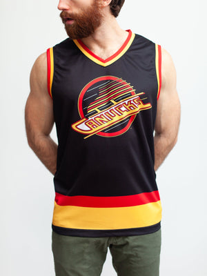 Vancouver Canucks  Alternate Hockey Tank - Front - Life1