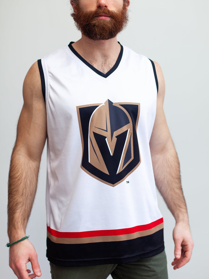 Vegas Golden Knights Away Hockey Tank - Front - Life1