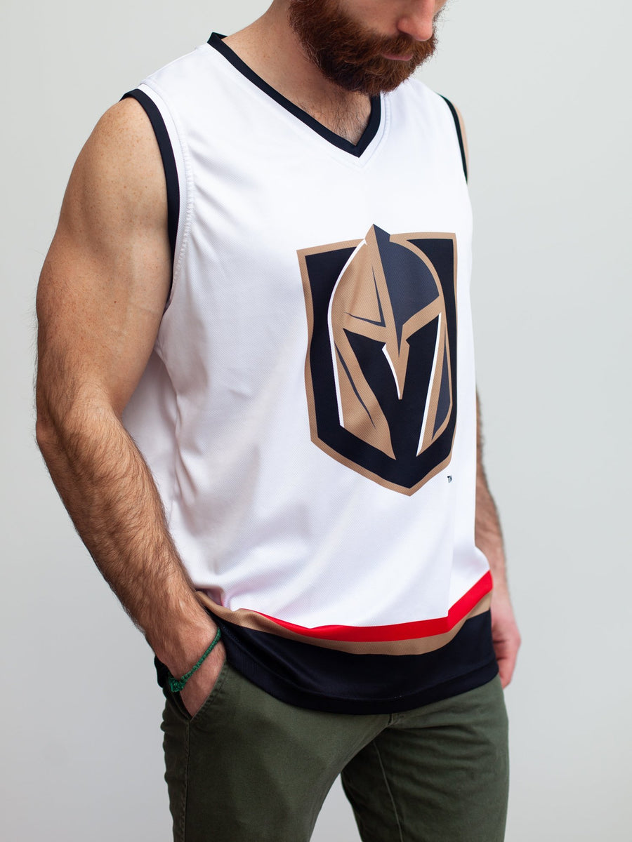 Vegas Golden Knights Away Hockey Tank - Front - Life2