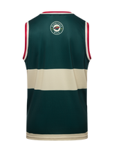 Minnesota Wild Hockey Tank - Back