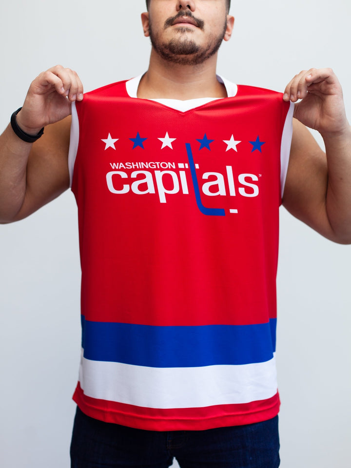 Washington Capitals Alternate Hockey Tank - Front - Life2