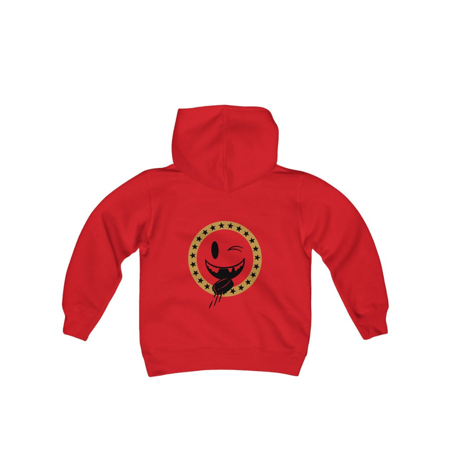 "BC ""PUCK FACE"" Youth Hoodie"