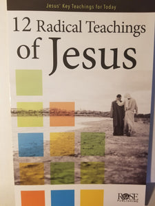 Pamphlet 12 Radical Teachings