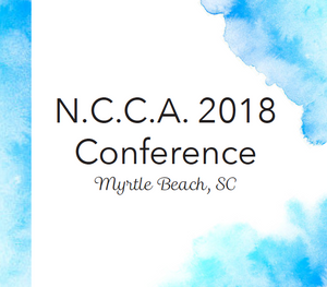 2018 NCCA Conference Notebook