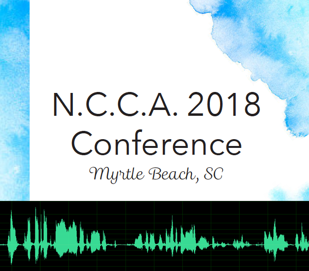 2018 NCCA Conference Full Set