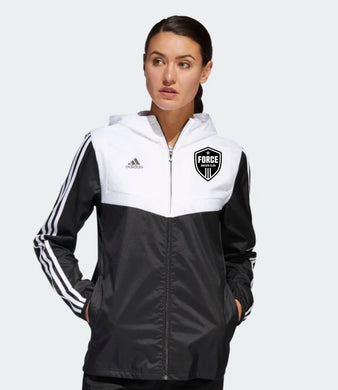 FORCE Women's Adidas TIRO WINDBREAKER
