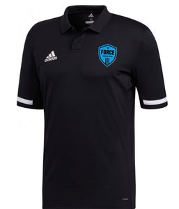 FORCE Men's *BLACK* T19 POLO