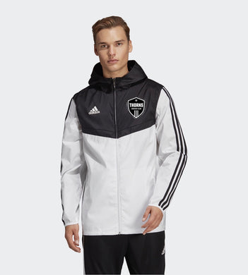 THORNS  Men's Adidas TIRO WINDBREAKER