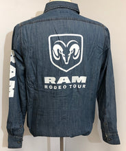 Load image into Gallery viewer, Men's Official RAM Rodeo Tour Shirt