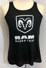 Load image into Gallery viewer, Ladies Official RAM Rodeo Tour Tank Top