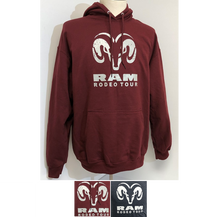 Load image into Gallery viewer, Unisex Official RAM Rodeo Tour Hoodie