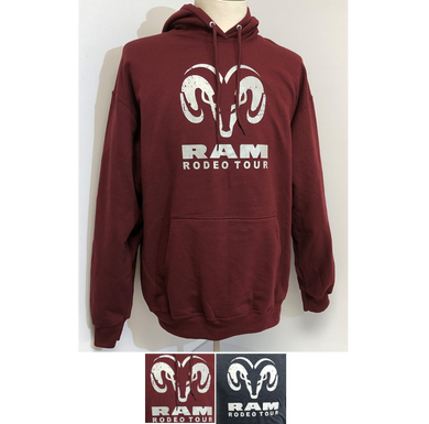 Men's Official RAM Rodeo Tour Hoodie