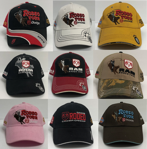 Official RAM Rodeo Collectors Ball Caps