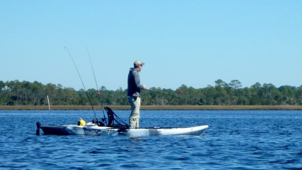 Sit-On-Top Kayak Fishing Revolution
