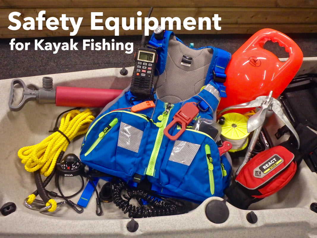 Essential Kayak Fishing Safety Gear