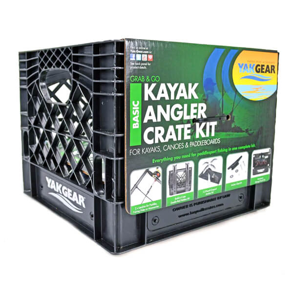 Anglers Crate Kit - Basic | Eddy-Gear.com