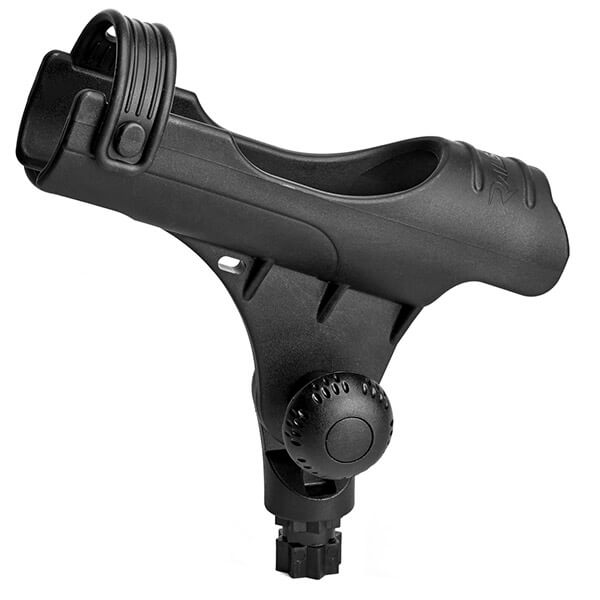 Rod Holder R & Starport HD (Black) | Eddy-Gear.com
