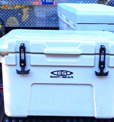 Fishing cooler in action | Picture from a customer!