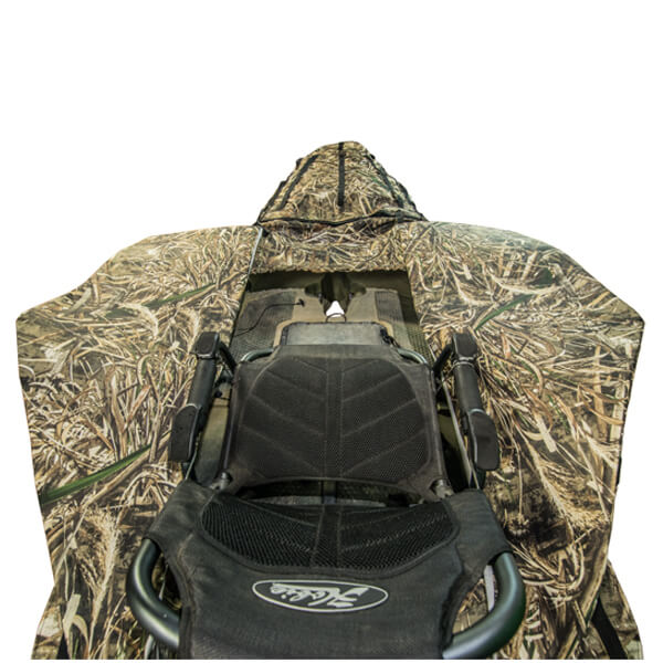 Camo Cover Hunters Blind | Eddy-Gear.com