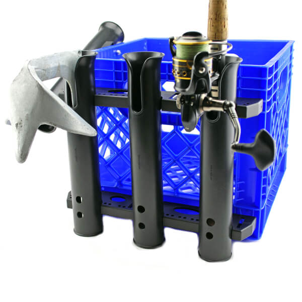 Build A Crate Rod Holder | Eddy-Gear.com