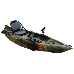 Stingray LR 10 Foot Fishing Kayak | Eddy-Gear.com