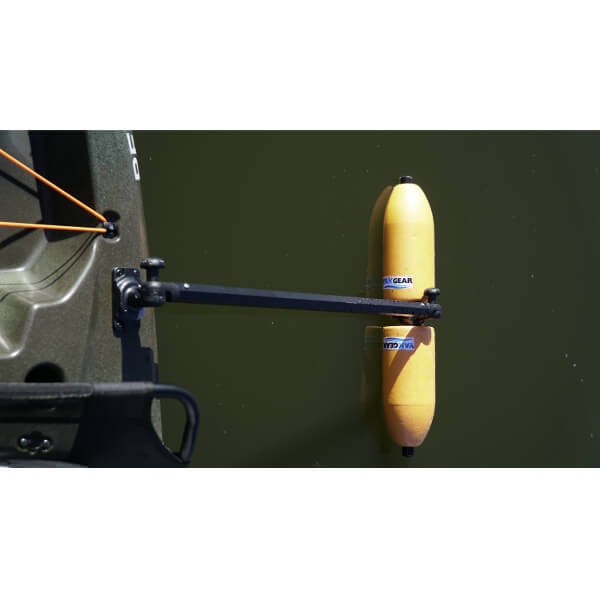 Stand-n-Cast Outriggers (Standard Orange) | Eddy-Gear.com