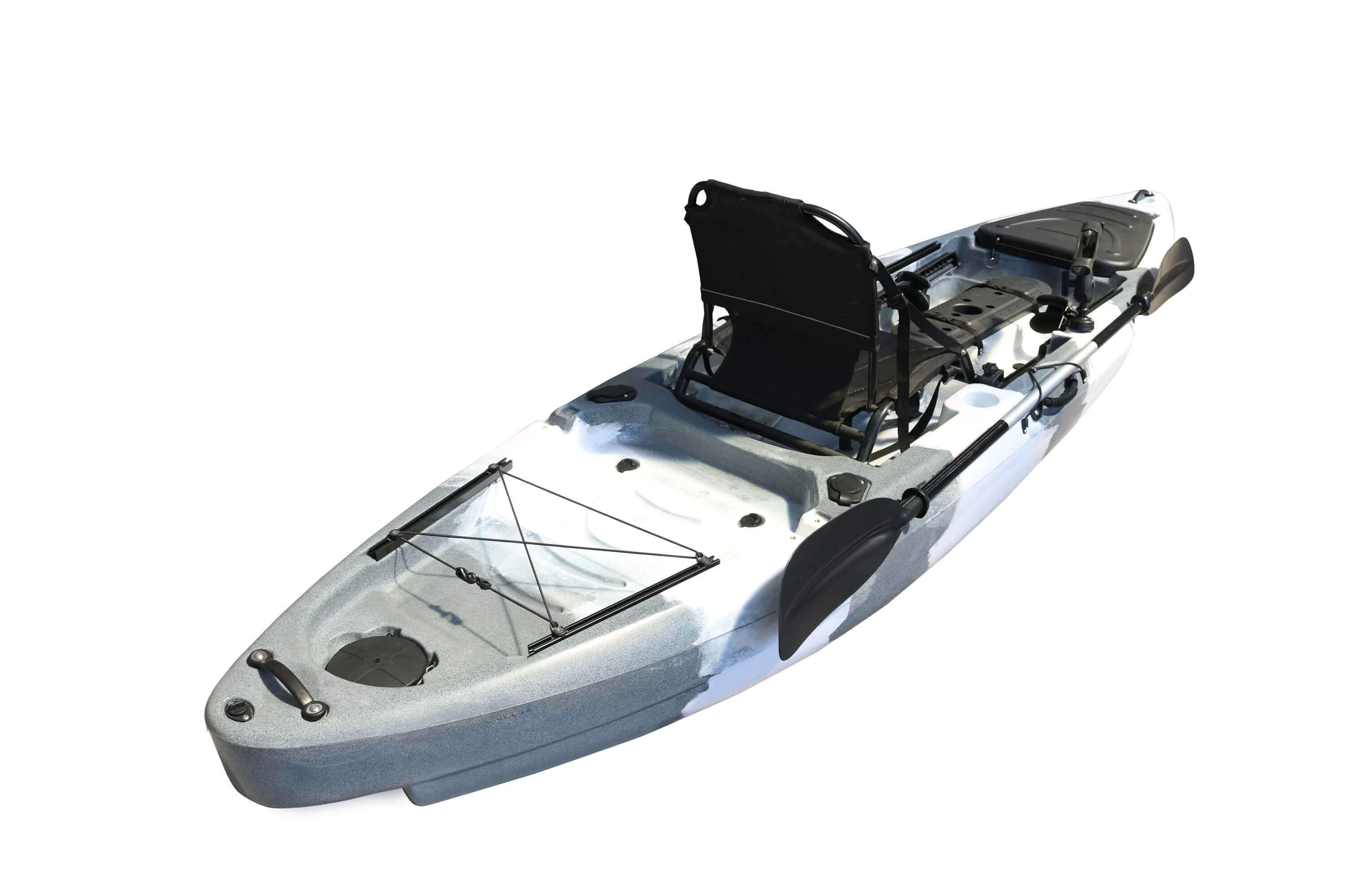 Trevally - 11 Foot Fishing Kayak | Eddy-Gear's Kayak for Fishing!