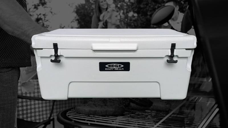 Extreme Fishing Cooler | Eddy-Gear.com