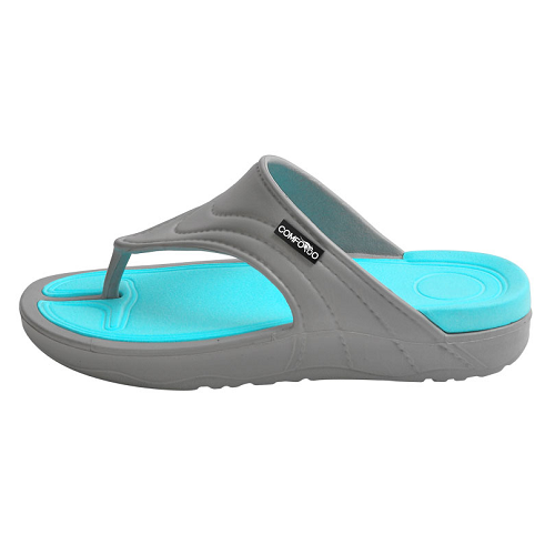 12 Pairs of COMFOROO Way Up (Grey, Turquoise)